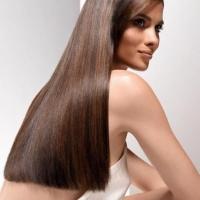 Продукты для красоты волос