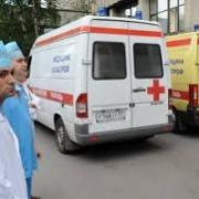 Областные больницы получили мобильные медкомплексы