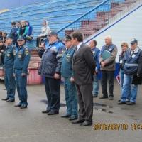 Зональные соревнования аварийно-спасательных формирований прошли в Омской области