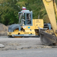 На строительство левобережной дороги-дублера в Омске нашли подрядчика