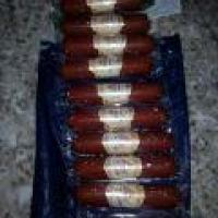 В Омске с мясокомбината вынесли 42 палки колбасы
