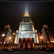 О гостиницах Москвы