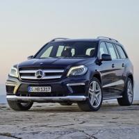 Mercedes GL-Klass – лучший SUV-автомобиль