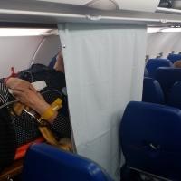 Правила транспортировки лежачего больного в самолете