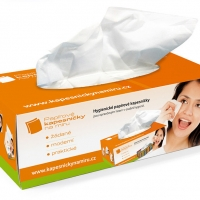 Бумажные платки могут нанести вред здоровью