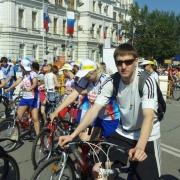 Вело-Омск и МФПУ