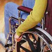 Инвалидов реабилитируют в центре