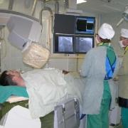 В БСМП № 2 появились рентген-операционные