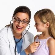 Первый поход в поликлинику с ребенком