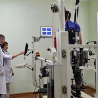 В Омске последствия инсульта будут лечить роботы