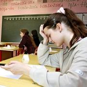 Омские школьники смогут задать вопросы по проведению ЕГЭ