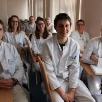 Шесть студентов из Германии пройдут омскую медицинскую школу