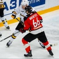Хет-трик Михеева взорвал хоккейный мир