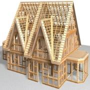 Современные каркасные дома