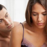 О проблеме полового расстройства