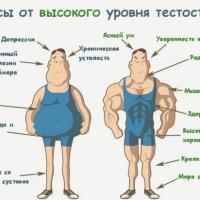 Низкий уровень тестостерона у мужчин приводит к болезням
