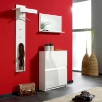 Красный цвет в интерьере и мебели