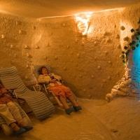 Какова польза от соляных пещер?
