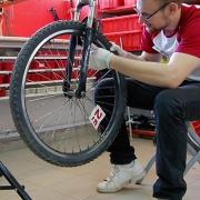 Велосипед – как средство держать себя в тонусе