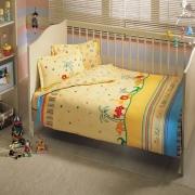 Как выбрать постельное белье для новорожденного?