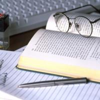 Написание диссертации