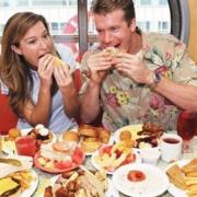 Чтобы похудеть, нужно есть девять раз в день