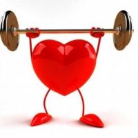 Спорт поможет людям с больным сердем