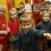 В детских садах объявляется уплотнение