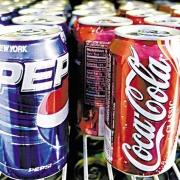 Коку-колу и Пепси будут готовить по-новому