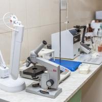 Медицинское оборудование для лабораторий