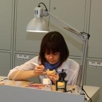 Омская студентка стала лучшим зубным техником Сибири