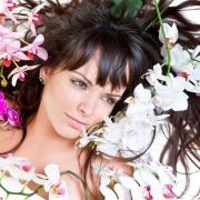 Натуральная косметика для красоты волос
