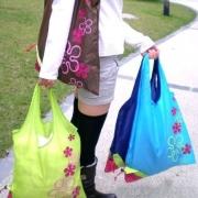 Эко-сумки: шик и мода для авосек