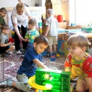 Радиозавод передает мэрии детсад