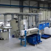 Как производится очистка гальванических сточных вод