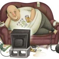 Курильщики оказались больше склонны к ожирению