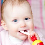 Когда у детей режутся зубки