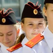 В регионах откроют кадетские корпуса для девочек