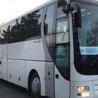 Омичи смогут ездить в Ташкент на автобусах
