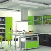 Обстановка на кухне