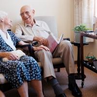 Замечательный дом престарелых для вашего родственника