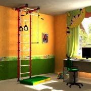 Детские спортивные комплексы для ваших детей