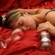 Влияние спиртных напитков на человеческий организм