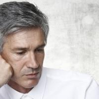 Седина у мужчин указывает на возможные заболевания