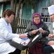Сельские врачи будут дежурить на дому