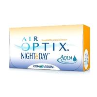 Ощутите преимущества Air Optix Night & Day Aqua на себе!