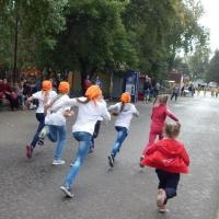 В Омске прошёл пробег в поддержку больных синдромом Дауна