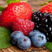 Витамины в ягодах