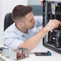 Обслуживание и ремонт компьютерной техники