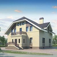 Преимущества строительства домов из теплоблоков